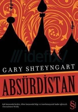Absürdistan  by  Gary Shteyngart