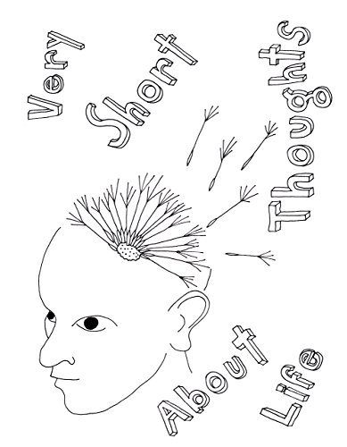 Very Short Thoughts About Life Alice Longears