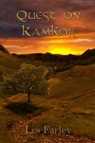 Quest On Kamkor  by  Les Farley