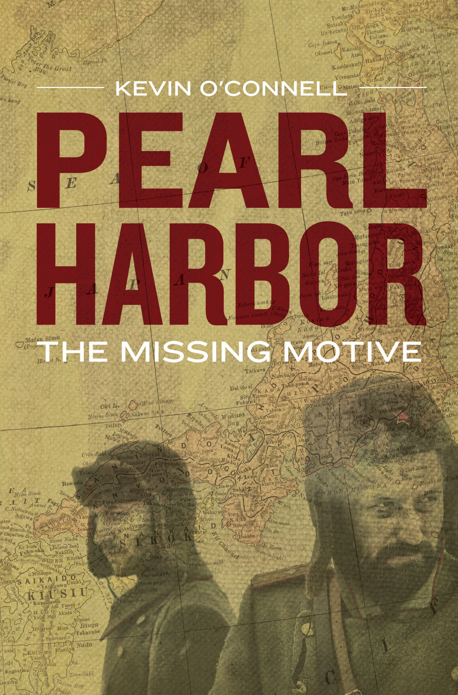 Pearl Harbor: The Missing Motive Kevin   OConnell