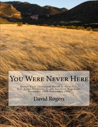 You Were Never Here (Citizen Soldiers Book 1) David Rogers