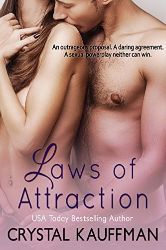 Laws of Attraction  by  Crystal Kauffman