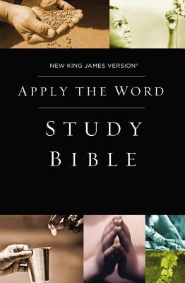 Apply the Word Study Bible: Live in His Steps Anonymous