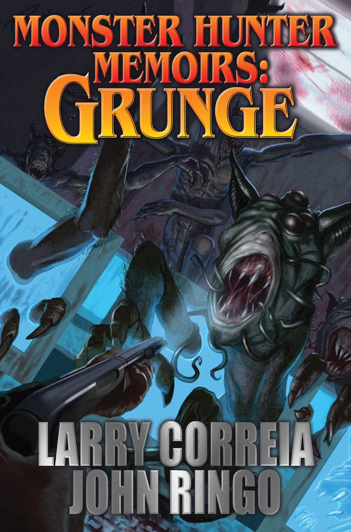 Monster Hunter Memoirs: Grunge  by  Larry Correia