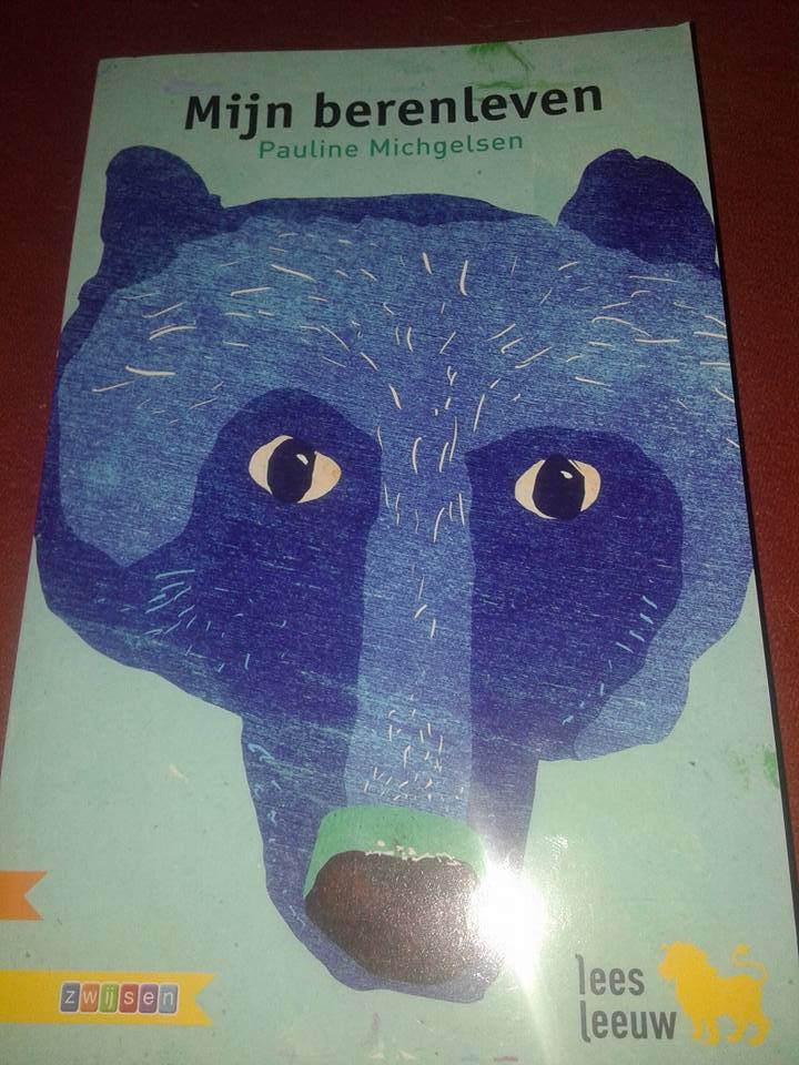 Mijn berenleven  by  Pauline Michgelsen