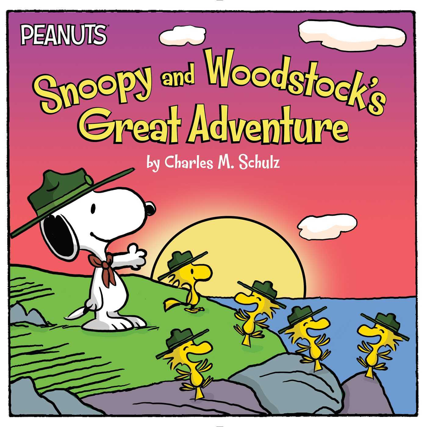 Snoopy and Woodstocks Great Adventure: with audio recording Charles  M. Schulz