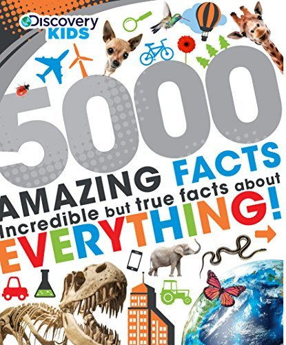 5000 Amazing Facts  by  Parragon Books