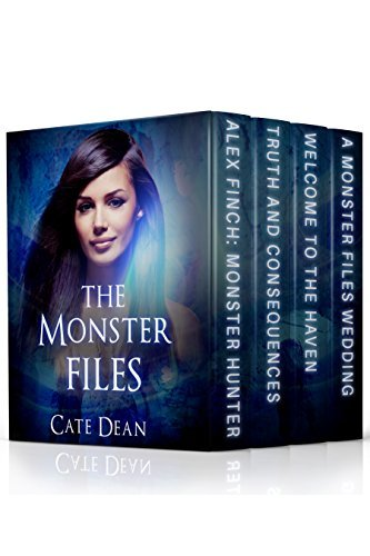 The Monster Files  by  Cate Dean