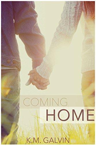 Coming Home (Twenty-Something Series Book 3)  by  K.M. Galvin