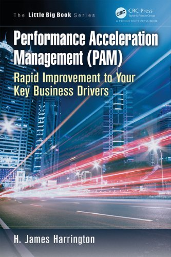 Performance Acceleration Management (PAM): Rapid Improvement to Your Key Performance Drivers (The Little Big Book Series) H. James Harrington