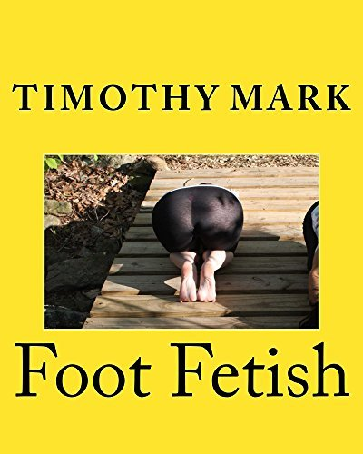 Foot Fetish Timothy Mark