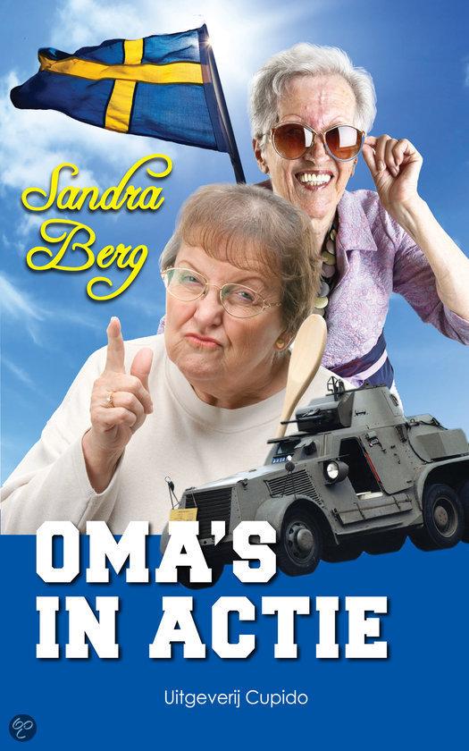 Omas in actie Sandra Berg