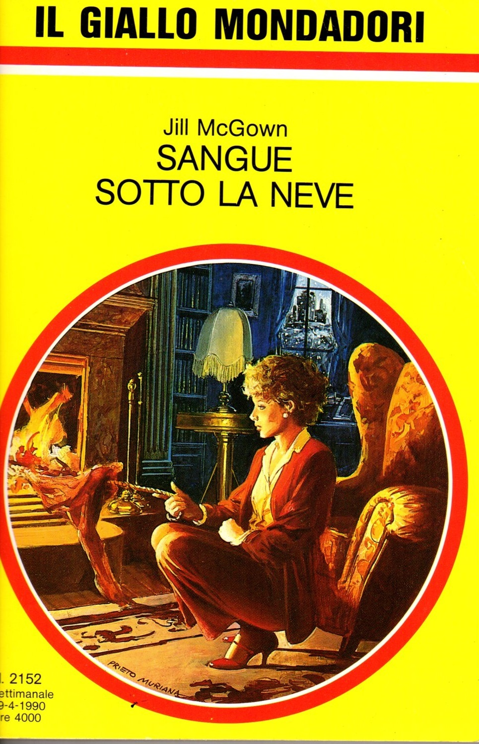 Sangue sotto la neve (Lloyd and Hill Mystery #2) Jill McGown
