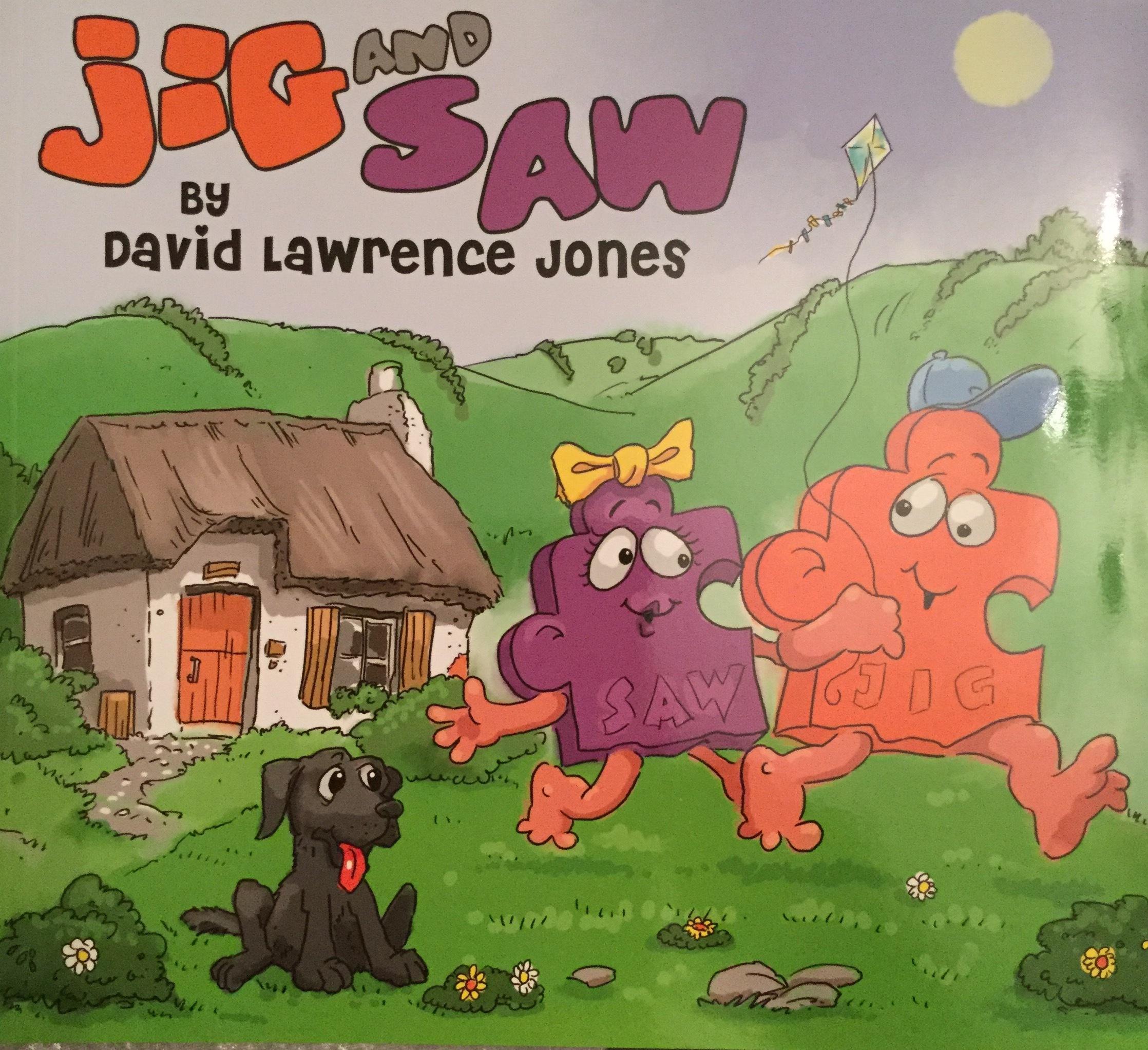 Jig and Saw: Home Sweet Home  by  David Lawrence Jones