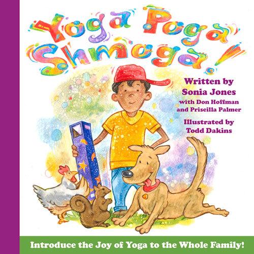 Yoga Poga Shmoga! Sonia Jones