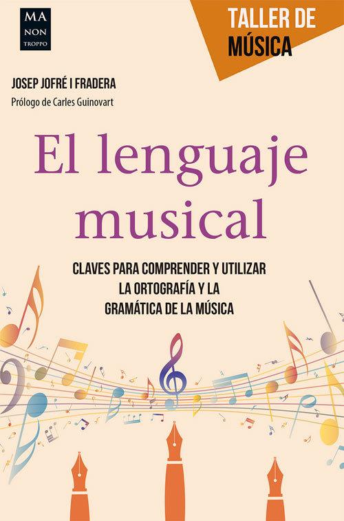 El lenguaje musical: Claves para comprender y utilizar la ortografía y la gramática de la música Josep Jofré i Fradera