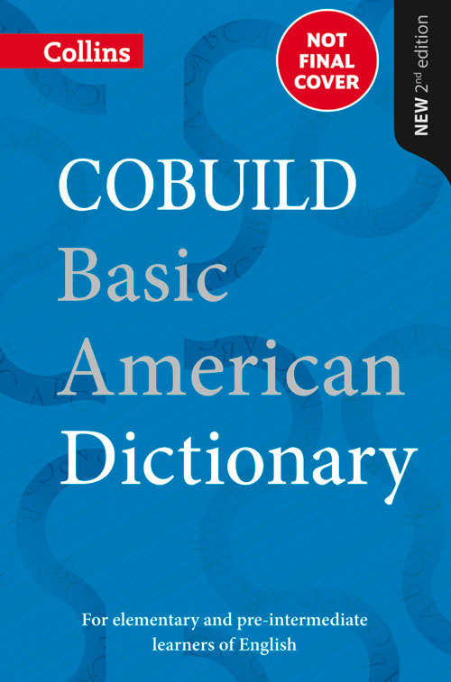 Collins COBUILD Basic American English Dictionary  by  Collins UK