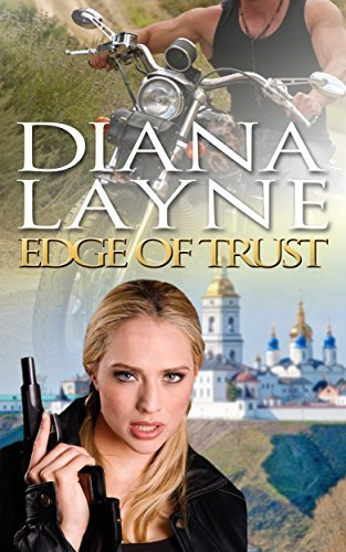 Edge Of Trust (Vista Security Book 3) Diana Layne