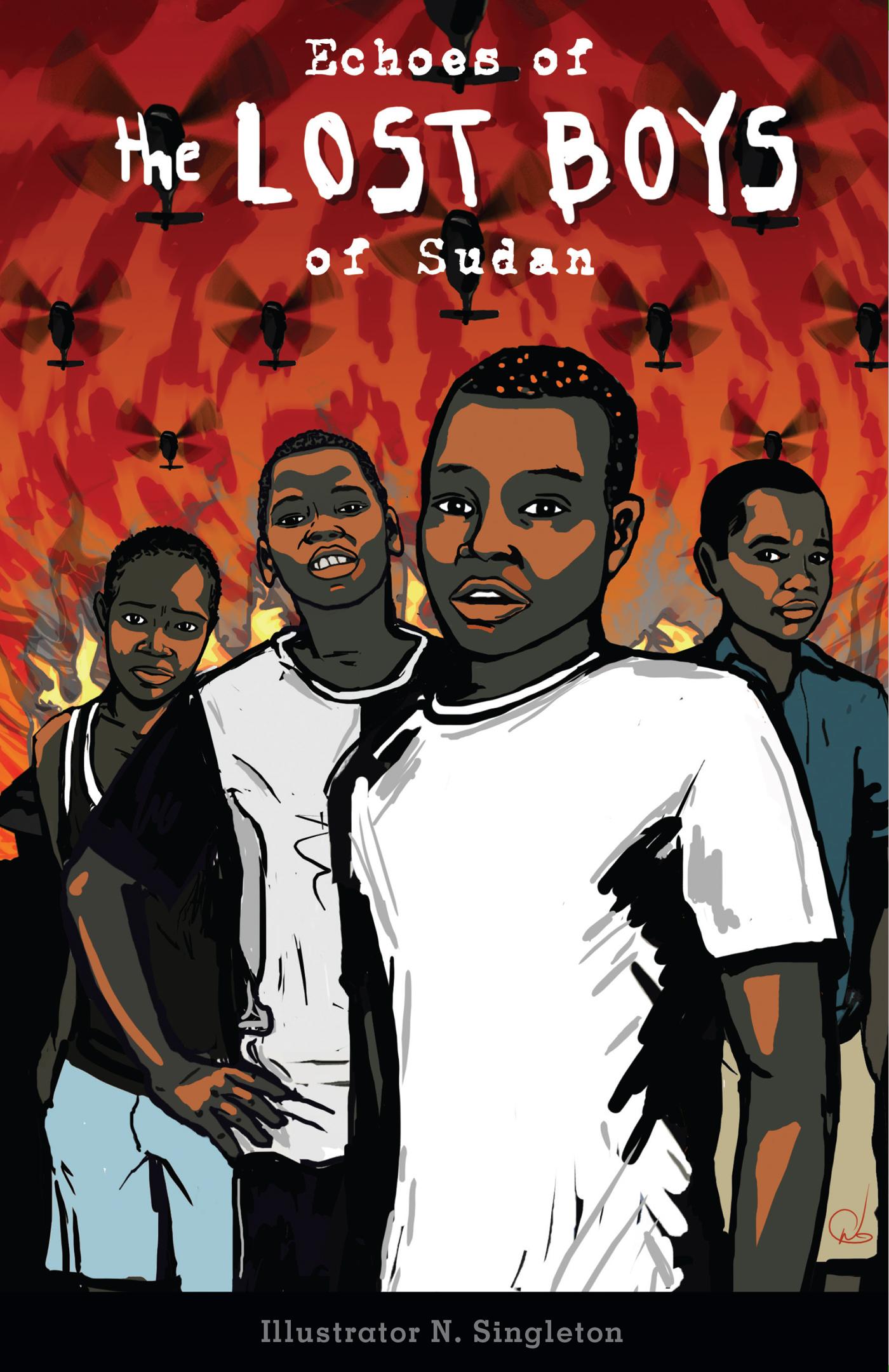Echoes of the Lost Boys of Sudan Niki Singleton