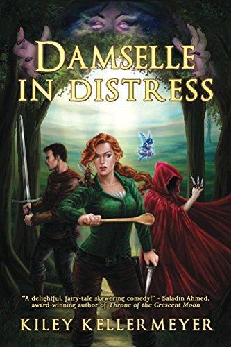 Damselle in Distress Kiley Kellermeyer