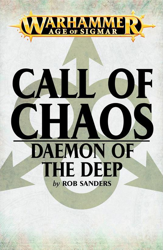 Daemon of the Deep Rob   Sanders
