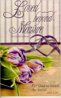 Loved Beyond Measure Devotion Book Jane L. Fryar