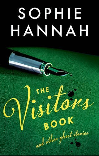 The Visitors Book Sophie Hannah