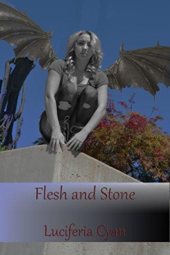 Flesh and Stone Luciferia Cyan