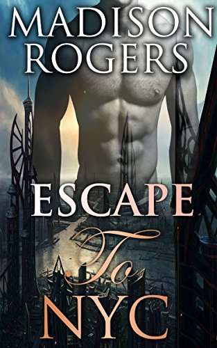 ROMANCE: Escape to NYC (BBW Paranormal Bear Shifter Romance)  by  Madison Rogers