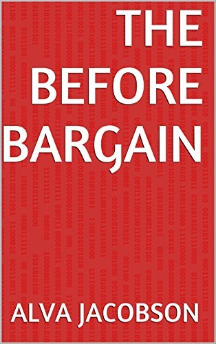 The Before Bargain Alva Jacobson
