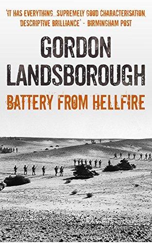 Battery From Hellfire Gordon Landsborough