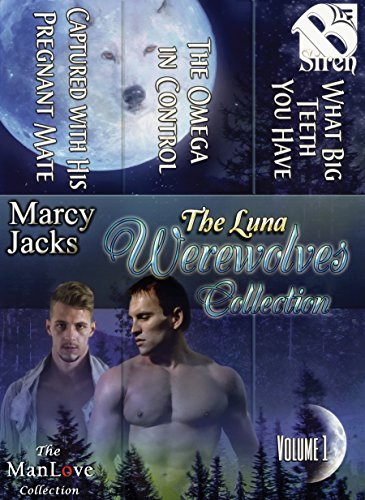 The Luna Werewolves Collection, Volume 1 [Box Set 15]  by  Marcy Jacks