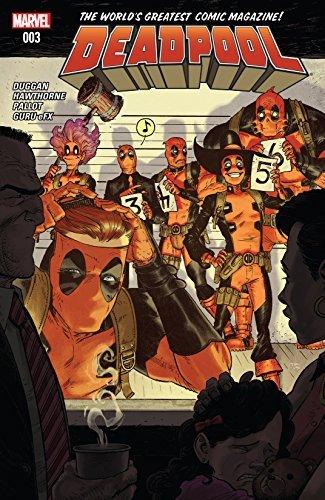 Deadpool (2015-) #3  by  Gerry Duggan