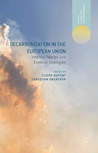 Decarbonization in the European Union: Internal Policies and External Strategies  by  Claire Dupont