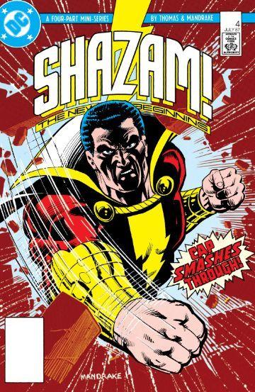 Shazam! The New Beginning (1987) #4  by  Roy Thomas