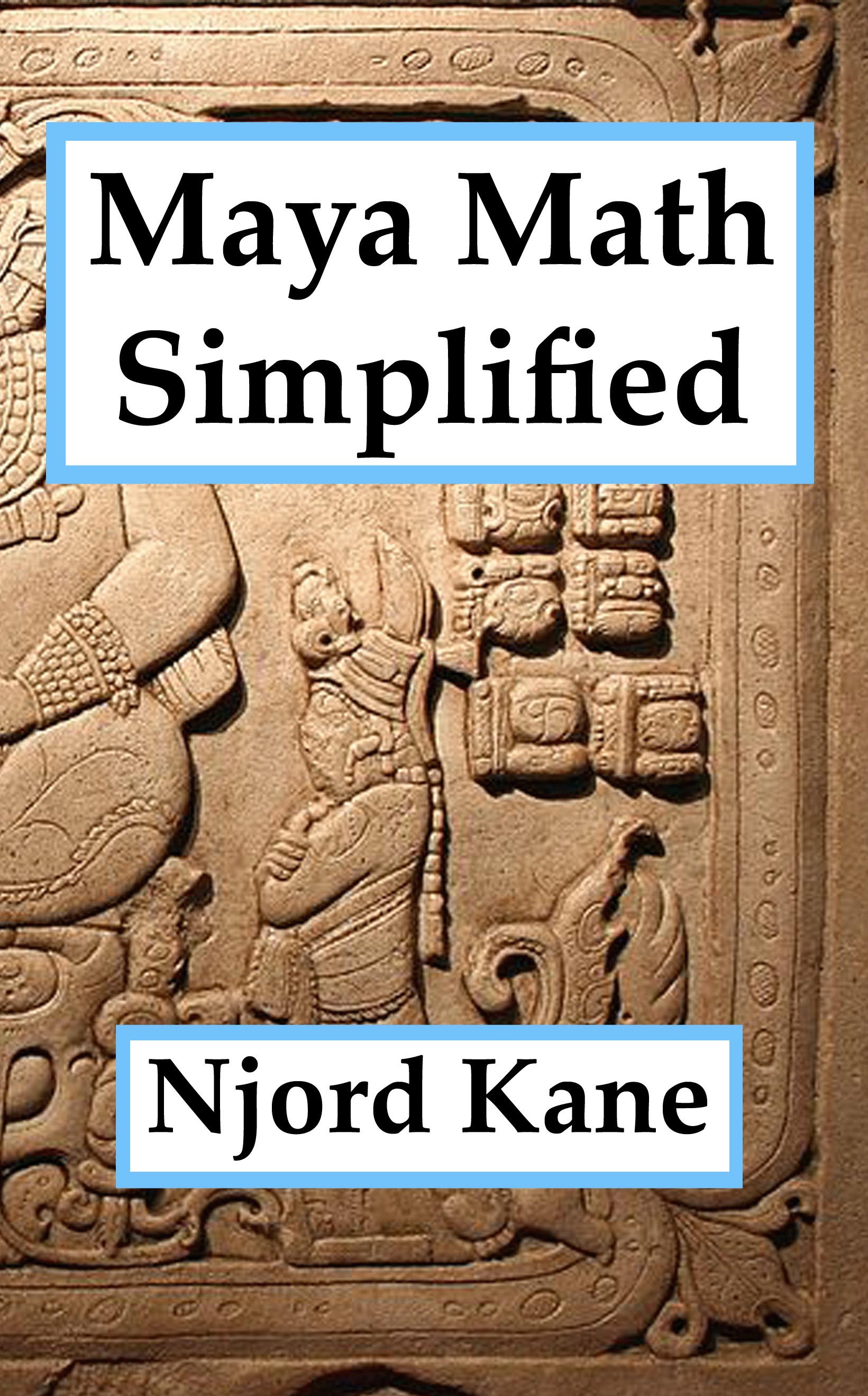 Maya Math Simplified Njord Kane