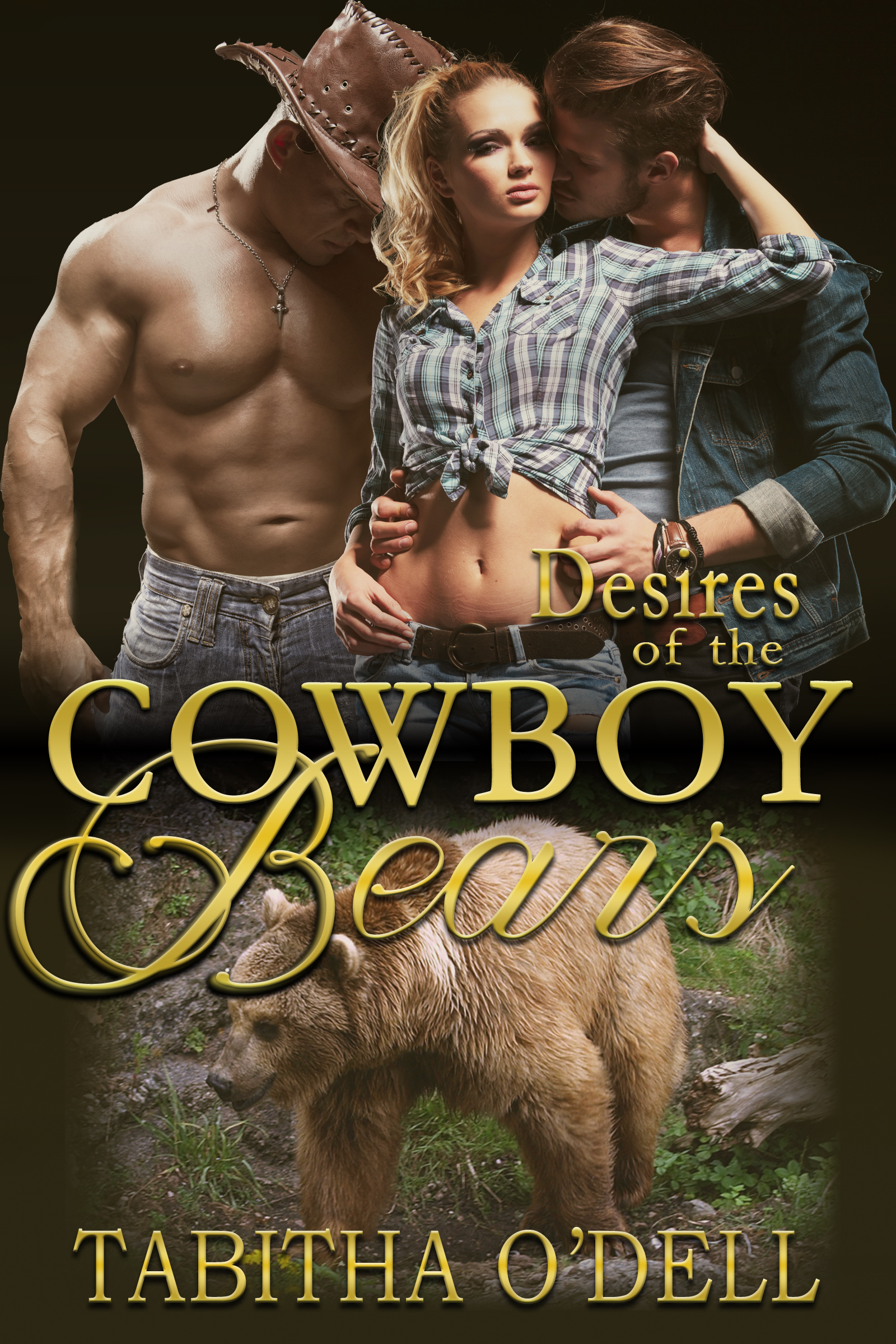 Desires of the Cowboy Bears Tabitha ODell