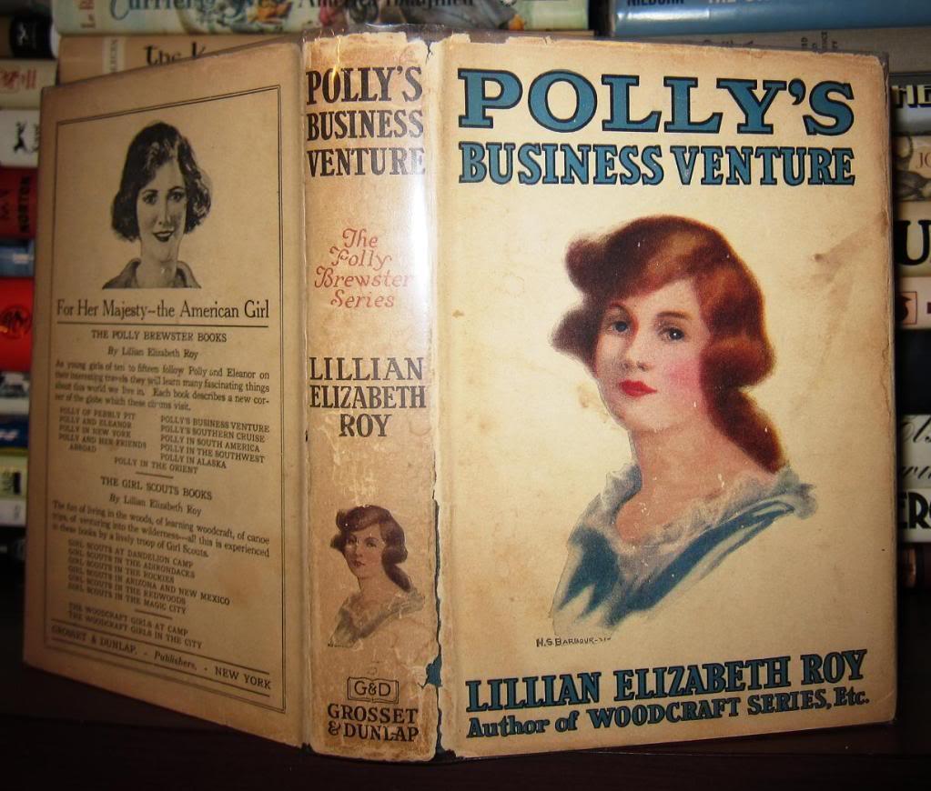 Pollys Business Venture  by  Lillian Elizabeth Roy