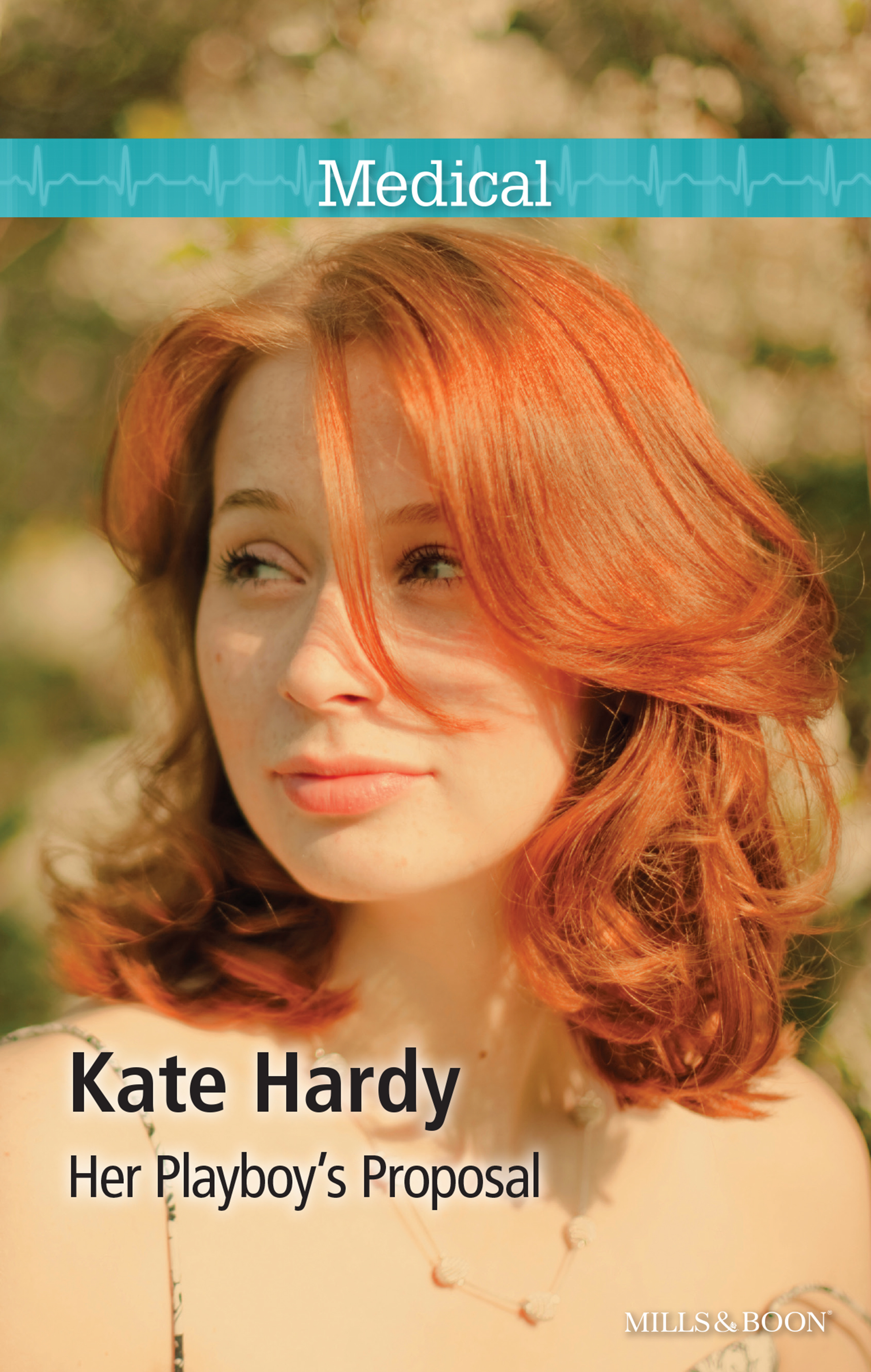 Her Playboys Proposal  by  Kate Hardy