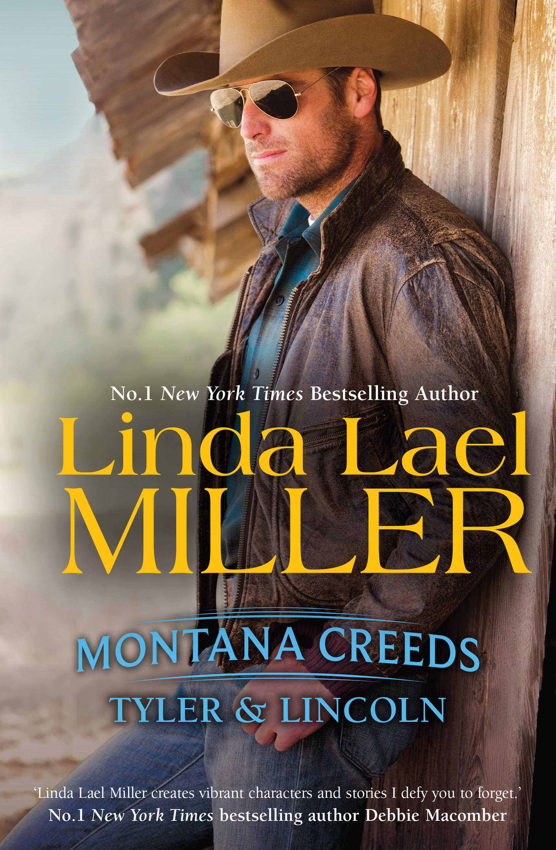Montana Creeds Volume 2/Montana Creeds: Tyler/A Creed Country Christmas Linda Lael Miller
