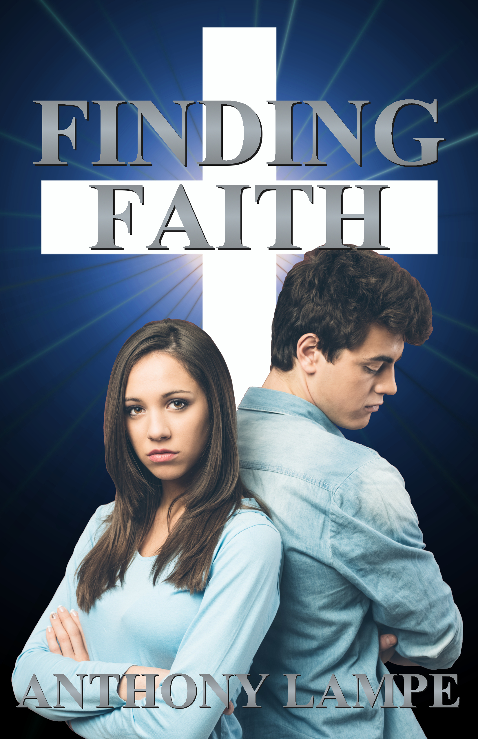 Finding Faith  by  Anthony Lampe
