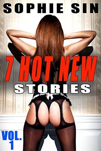 7 Hot New Stories (Vol. 1) Sophie Sin