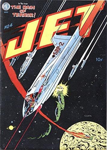 Jet Powers 4 [A-1 #38]  by  Magazine Enterprises
