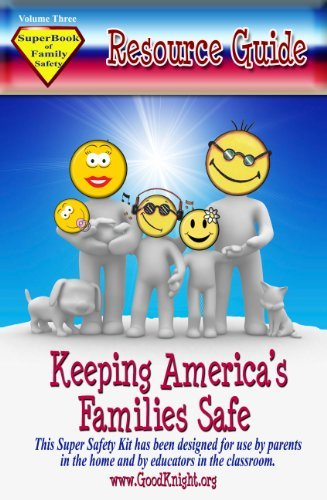 SuperBook of Family Safety Resource Guide Edward Jagen