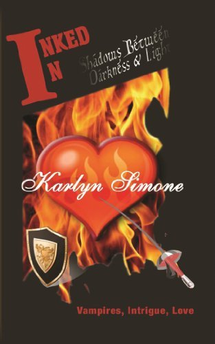 Inked In: Shadows Between Darkness and Light  by  Karlyn Simone