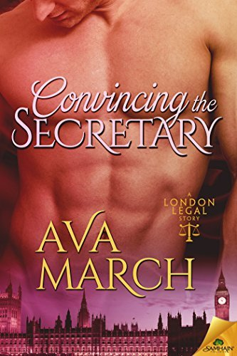 Convincing the Secretary  by  Ava March