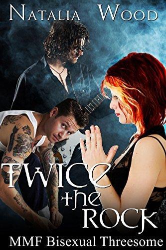 ROMANCE: MENAGE: Twice the Rock (Threesome Alpha Male MMF) Natalia Wood