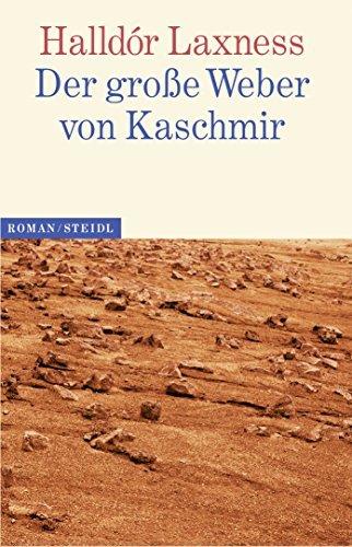 Der große Weber von Kaschmir  by  Halldór Laxness