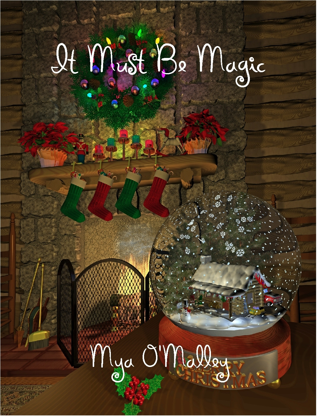 It Must Be Magic  by  Mya OMalley