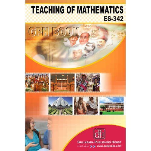 ES-342 Teaching Of Mathematics Vimal Kumar Sharma